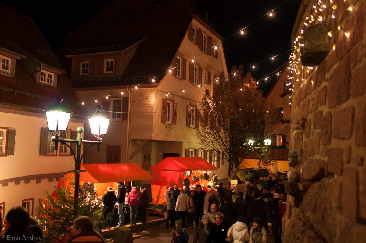 Weihnachtsmarkt Altensteig