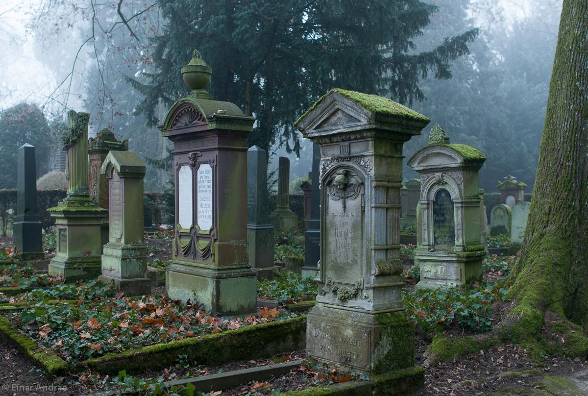 Jüdischer Friedhof Pforzheim