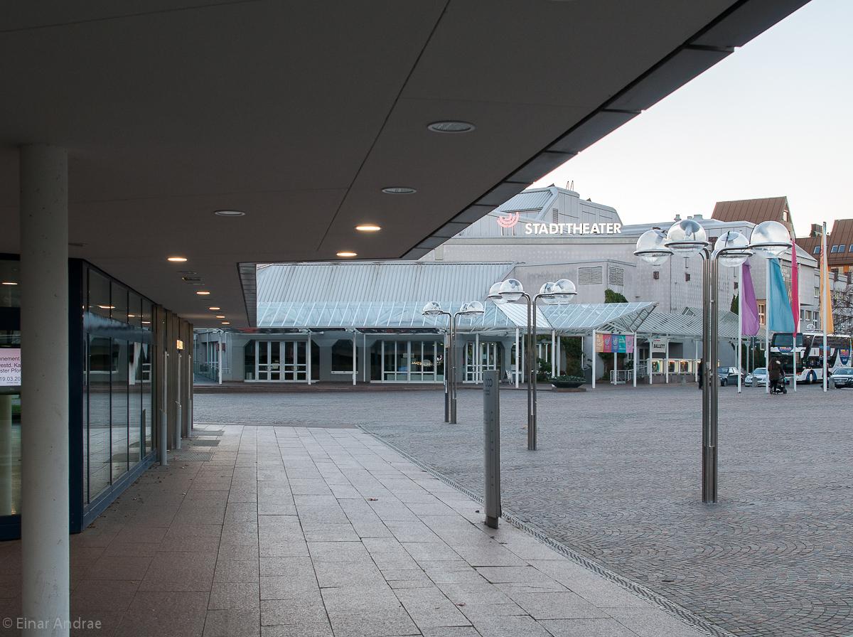 Pforzheim Am Waisenhausplatz