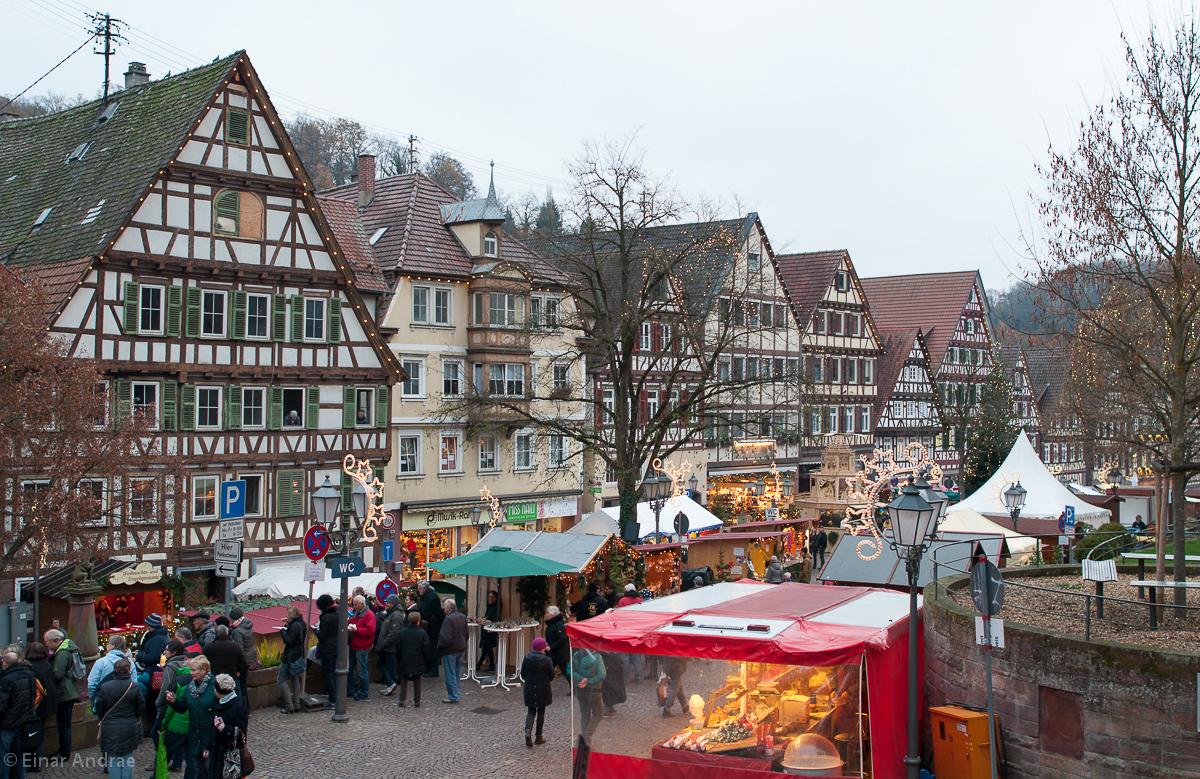 Weihnachtsmarkt in Calw